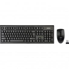 A4 Tech 4100 Kablosuz Klavye ve Mouse Set
