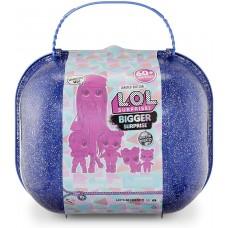 L.O.L. Surprise! Winter Disco Bigger Surprise includes O.M.G. Fashion