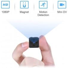 Mini SpyKameraWireless Taşınabilir İç-Dış Mekan MHDYT Full HD Kamera